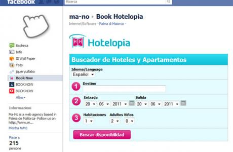 fb book hotelopia -