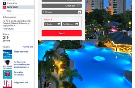 fb book sol hoteles -