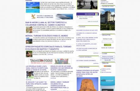 eco turismo -