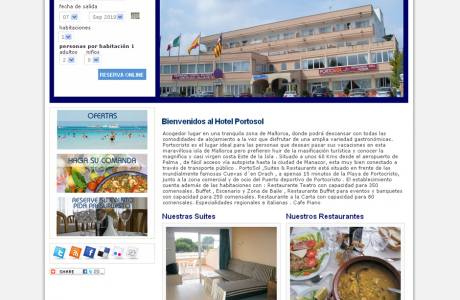 hotel portosol -
