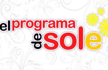 programa sol -