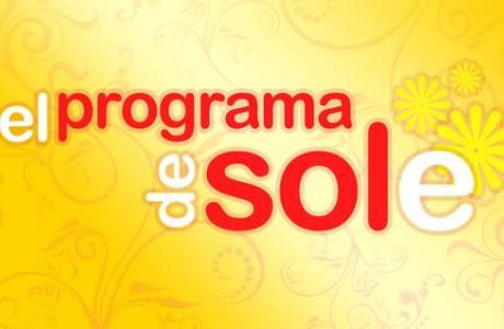 programa sol 3 -