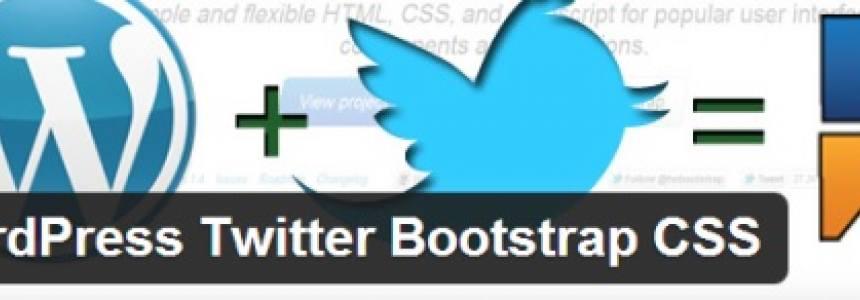 twitter-bootstrap - | Web Design and Web Development news