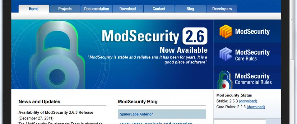 How To Configure The Mod Security Core Ruleset In Ubuntu Web Design And Web Development News Javascript Angular React Vue Php